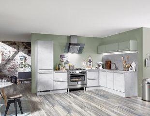 compleet nieuwe keuken